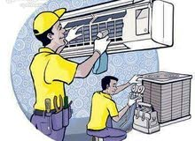 صيانة مكيفات و نقل جميع انواع المكيفات وصيانة الثلاجات والغسالات