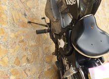 Kawasaki motorbike is available for sale