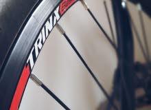 """"""" عجلة """" دراجة ترينكس جبلية."""