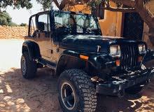 Gasoline Fuel/Power   Jeep Wrangler 1997