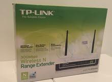 جهاز TP-LINK مقوي للشبكة