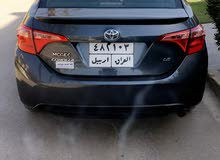 Automatic Toyota 2018 for sale - New - Baghdad city