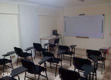 تأجير قاعة طلابية