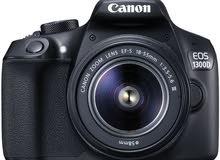 كاميرا كانون d1300