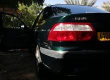 Gasoline Fuel/Power   Mazda 616 2000