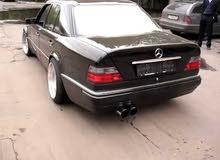 1 - 9,999 km Mercedes Benz E 200 1995 for sale