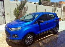 Blue Ford EcoSport 2016 for sale