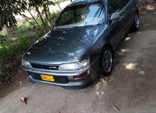 Used condition Toyota Corolla 1994 with 120,000 - 129,999 km mileage