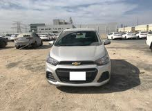 Chevrolet spark 2017 Gcc under warranty Full Automatic ABS Double Air Bag No Accident in very good