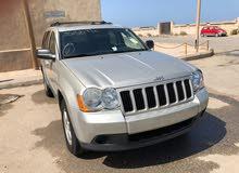 Jeep Grand Cherokee 2009 جيب شيخ زايد دفع رباعي
