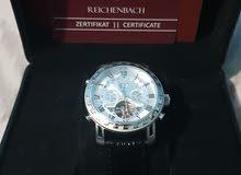 ساعة راينباخ اوتوماتيك أصلية للبيع