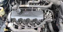 محرك هونداى اكسنت 2002