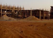 في المحصورة ( أ ) بجوار طريق والواحات بالقرب من مول مصر  فرصة رائعة
