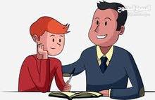 مدرس خصوصي (رياضيات وطبيعة وانجليزي) للاعدادي والثانوي