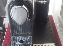 ماكينة اسبرسو مدمج جهاز حليب