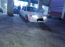 Manual White Kia 1995 for rent
