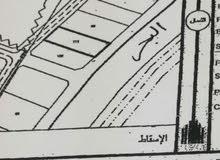 أرض سكنية 2500م للبيع بمحوت