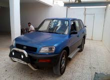 For sale 1998 Blue RAV 4