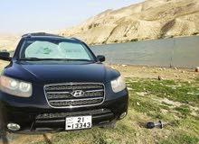 Automatic Hyundai Santa Fe 2007