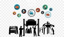 تأمين وتصليح وتعديل جميع انواع السيارات
