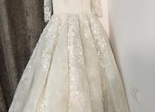 فستان زفاف off-white للبيع
