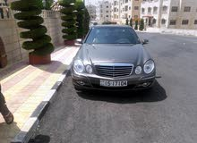 Mercedes Benz E 200 made in 2008 for sale