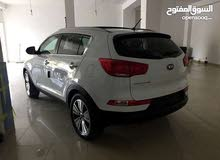 Sportage 2014 - New Automatic transmission