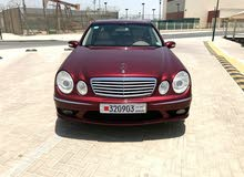 Mercedes Benz E 240 Used in Northern Governorate