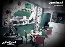 المفرق شارع الردايده محل وافل وقهوة