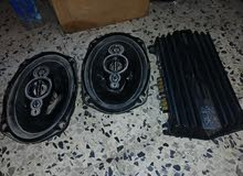 Used Amplifiers for sale for those interested