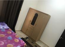 شقة ممتازة غرفتين وصالة