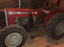 تركر جرار زراعي   1996 Massey 240 4x4