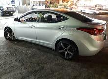 For rent a Hyundai Avante 2012