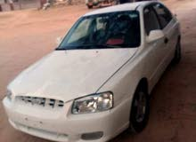 Automatic Hyundai 2002 for sale - Used - Yafran city