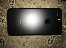ايفون 7بلاص 128 جهاز جديد موًباله نضيف جدآ لازلغ ولا خدش