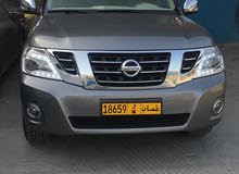 km mileage Nissan Patrol for sale