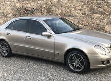 مرسيدس E240 موديل 2004 خليجي للبيع 1300 قابل تفاوض بحد معقول