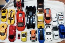 20 سيارة لعب أطفال كلهم ب 5د