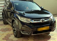 Honda CRV 2017 model