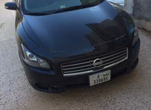 نيسان مكسيما 2010 للبيع السيارة بحالة جيدة تحتاج الي بومبة دراولك فقط