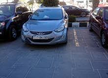 Hyundai Avante 2012 For sale - Grey color
