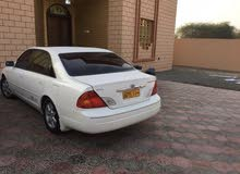 Toyota Avalon 2002 For sale - White color