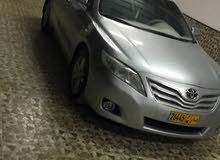 Silver Toyota Camry 2011 for sale