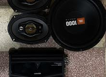 Speakers available for immediate sale