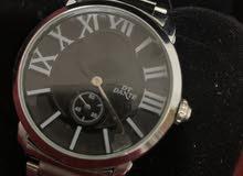 ساعة يد رجاليه