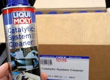 Liqui Moly catalytic System Cleaner لتنظيف دبة البيئة