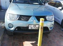 Diesel Fuel/Power   Mitsubishi L200 2009