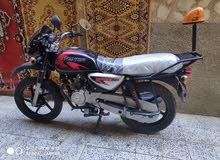 دراجه ناريه نوع بوكسر هندي وكاله مستخدم 6 شهور عاده جديد