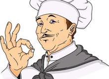 مطلوب طباخ فنادق ( شيف 5 نجوم  )