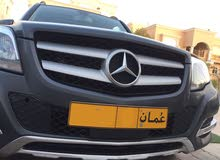 Mercedes Benz GLK 2014 For sale - Grey color